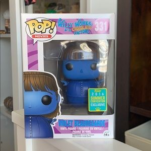 Funko pop Violet (Charlie & the Chocolate Factory)